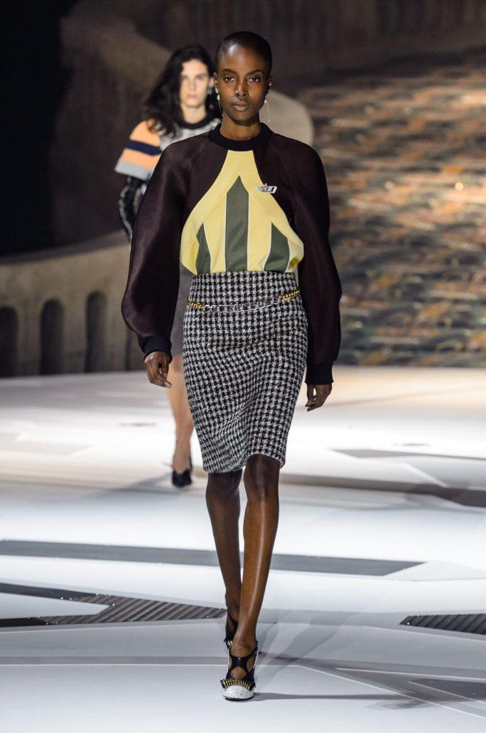 LOUIS VUITTON,  Collection Automne Hiver 2018 2019, fashion, Paris