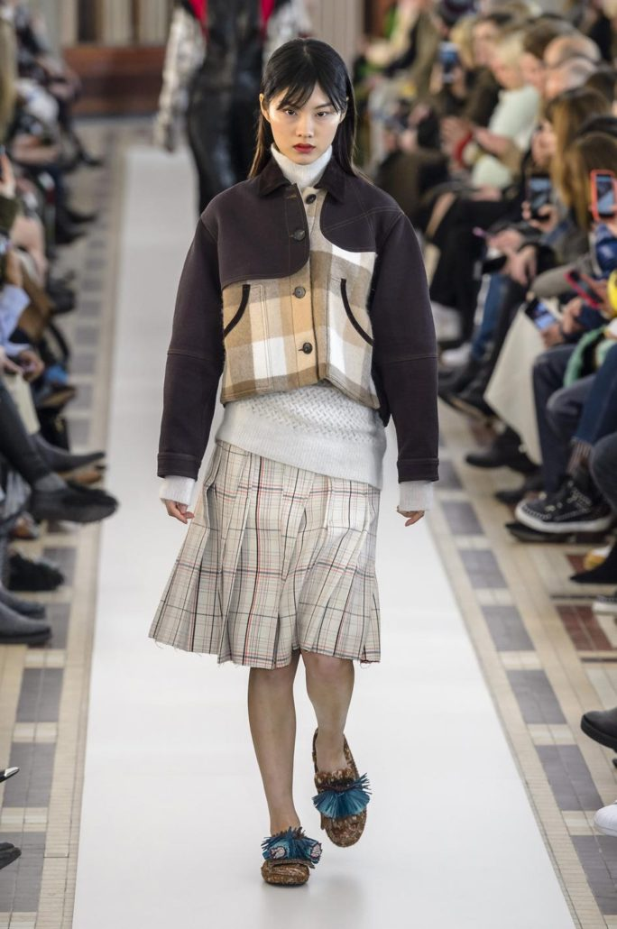 Carven, Fashion, Paris, Fall Winter 2018 2019