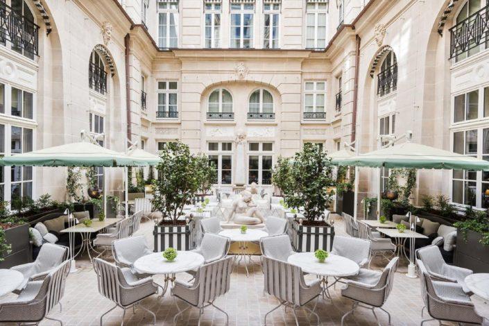 Hôtel de Crillon, Paris