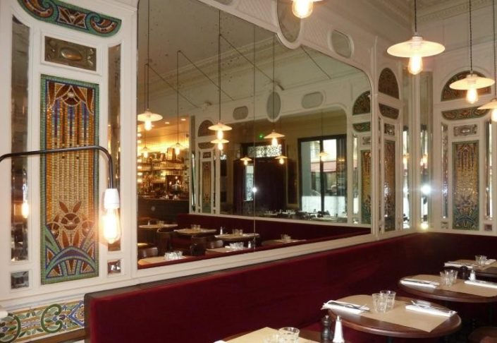 Brasserie, Restaurant, Paris