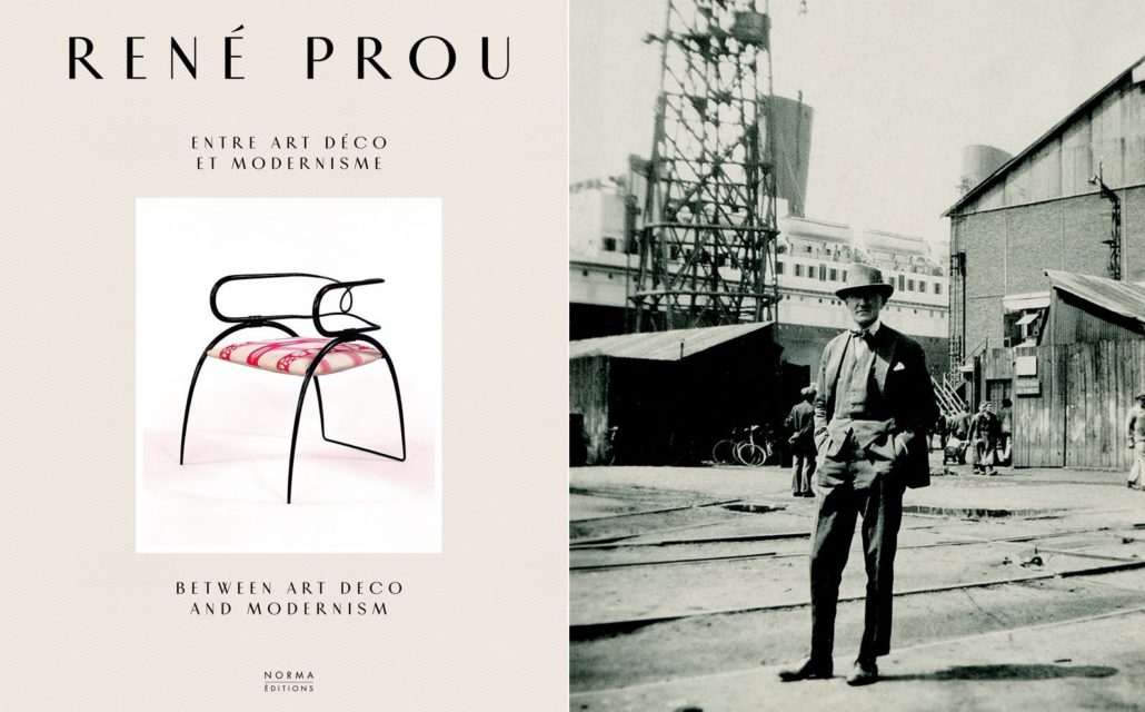 Pierre Frey Livre René Prou