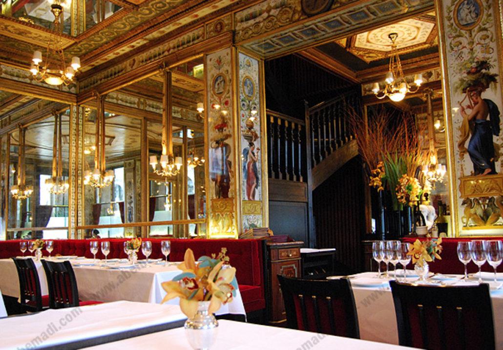 Grand Véfour Gastronomie Restaurant Palais Royal