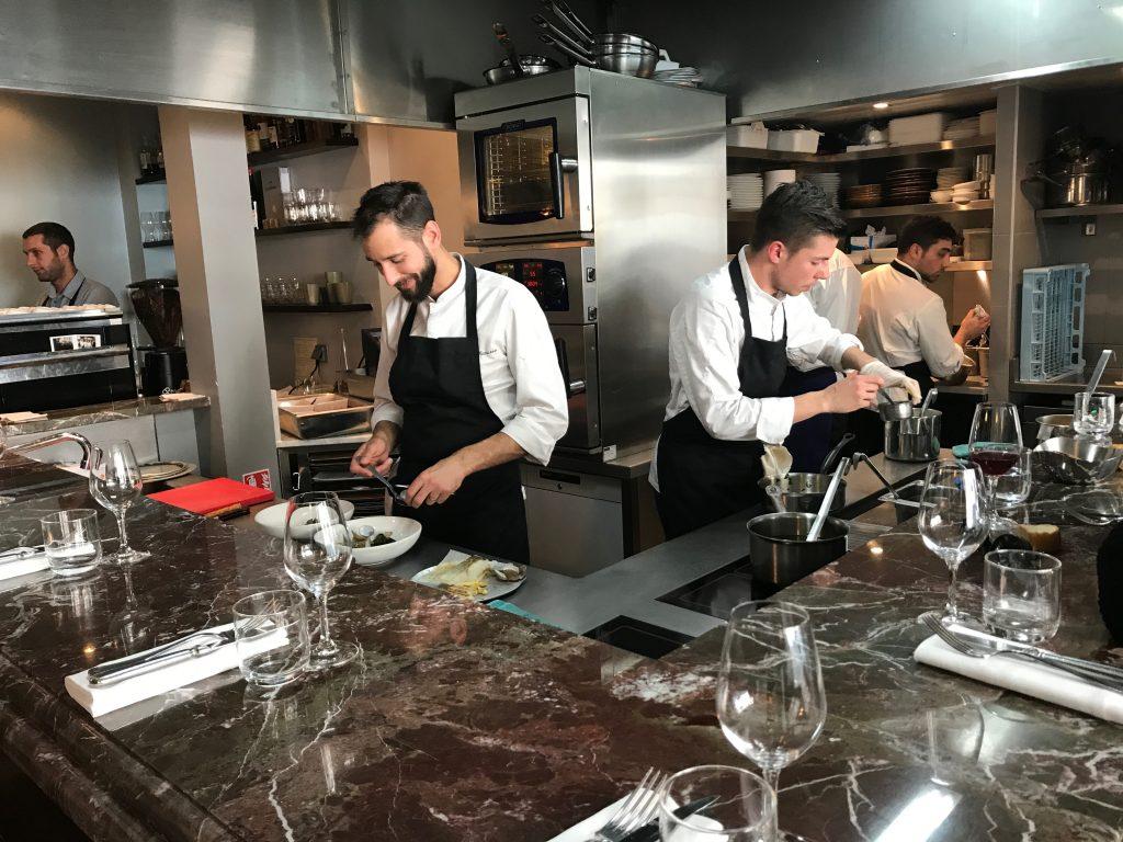 Gastronomie, restaurant, paris, Saint-Germain des prés