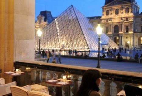 Louvre Paris Café Marly Restaurant