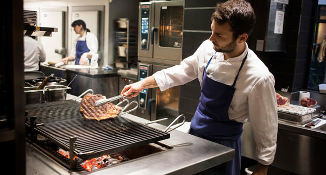 Jean-François Piège, restaurant, bistronomie, grill