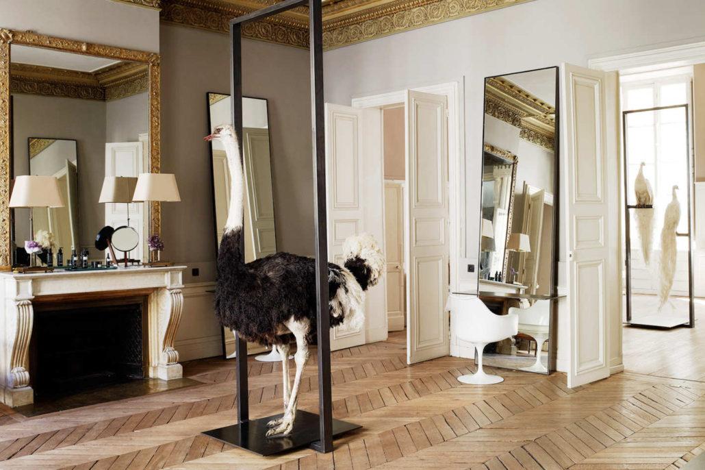 Coiffeur, Star, Place Vendôme, Ritz Club