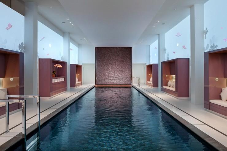 Spa Paris Luxe Mandarin Oriental
