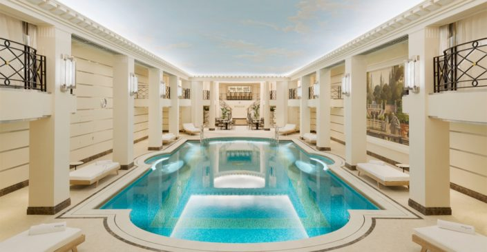 Spa Paris Ritz Club