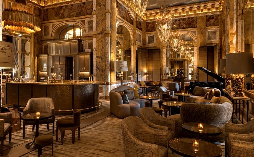 Bar d'Hôtel, Le Crillon, Place Vendôme