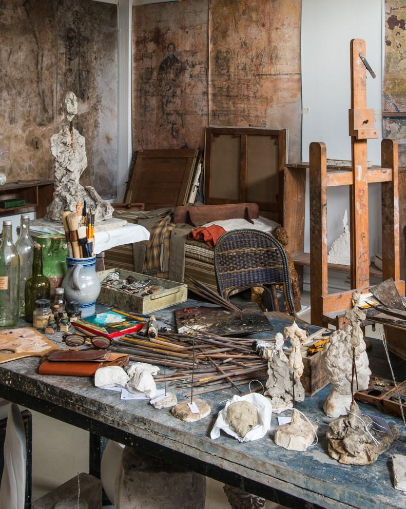 Institut Giacometti, Paris, Montparnasse